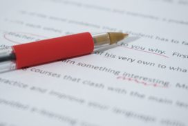 Line Editing, Copyediting, and Proofreading