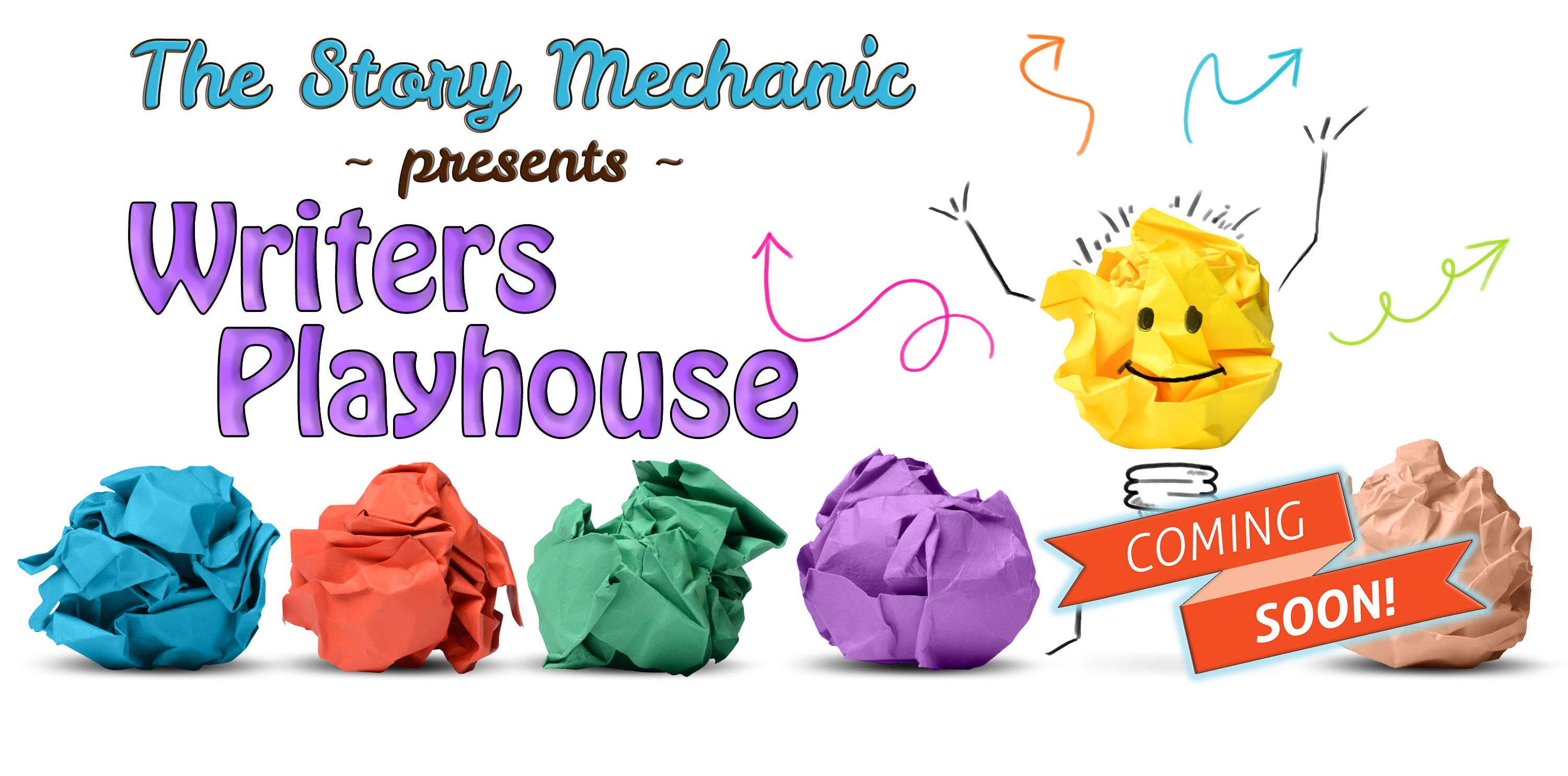 The Story Mechanic presents Writers Playhouse
